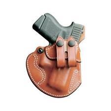Desantis Cozy Partner RH Tan Leather Holster, fits S&W J-Frame/Taurus PT85