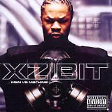 XZIBIT - Man vs machine - CD Album
