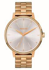 Nixon Kensington reloj de mujer - Oro/blanco