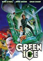 Green Ice [New DVD]