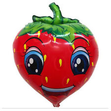 Strawberry Baby Helium Balloons Classic Toy Kid Toy Birthday Party Decoration