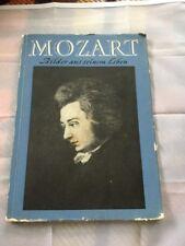 Mozart - Bilder aus seinem Leben (1956) Auflage: 20000 Guter Zustand