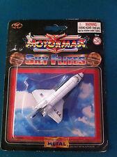 MotorMax Sky Flites Diecast Space Shuttle