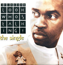 Dr. Alban CD Single Look Whos Talking! (The Single) - France (EX/VG+)