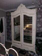 More details for french armoire wardrobe used