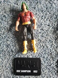 Marvel Universe 3.75 inch Doc Samson Action Figure