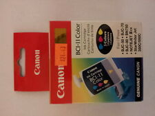 Canon BCI-11 color ink cartridges