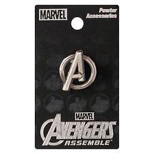 Marvel Avengers Logo Lapel Pin Monogram 077764679728