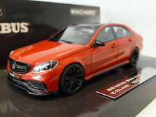 New Minichamps 1:43 Brabus Mercedes 850 e63 E-Class Red 2014 437034100 600 pcs