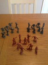 Vintage Plastic Toy Soldiers 1970-1980