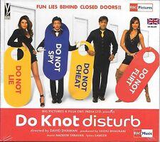 DO Nudo Disturb (Govinda) - Nuevo Bollywood Banda Sonora CD