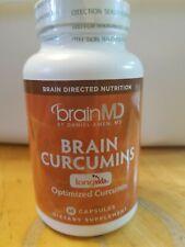 Dr. Amen BrainMD Brain Curcumins Dietary Supplement - 60 Capsules