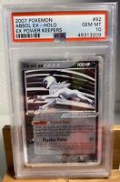 2007 Pokemon #92 Absol EX Holo - EX Power Keepers GEM MT 10
