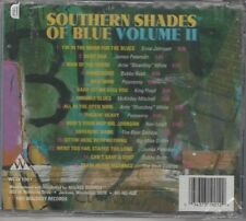 Southern Shades of Blue Vol. 2 Various Artists (CD, 1997) New/Sealed, Free Ship