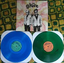 The Glove-'83 Robert Smith Vocals Vinyl COLOR  2xlp NM Cure,Siouxsie & Banshees