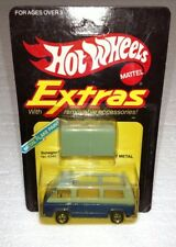 HOT WHEELS EXTRAS SUNAGON METAL FLAKE UNPUNCHED BRAND NEW