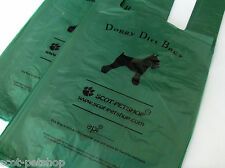 Scot-Petshop Exo-Biodegradable Dog Poop Bags 300 Large Dogs Waste Bags Poo Bags