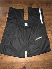 Phoenix Mercury WNBA Basketball women's  Workout Pants Black White Stripe XXL