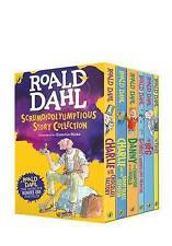 Roald Dahl's Scrumdiddlyumptious Story Collection by Roald Dahl (Mixed media product, 2016)