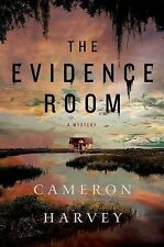 The Evidence Room: A Mystery-ExLibrary