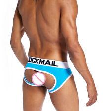 Taille M L XL XXL Hommes Jock Strap Caleçon JOCKSTRAP push up rouge bleu jockmail