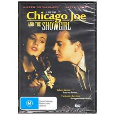 DVD CHICAGO JOE AND THE SHOWGIRL Kiefer Sutherland GANGSTER TRUE CRIME R4 [BNS]