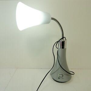 45cm Ottlite PL7966 15w USA Modern Table Reading Lamp White Light Neck B22