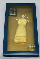 Michelle Obama Franklin Mint Yellow Dress Outfit Ensemble Evening in Mexico City