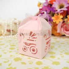 50Pcs Fairytale Candy Box Cinderella Princess Carriage Wedding Favor Party