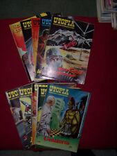 Utopia Zukunftsromane Nr. 131 - 140    10 Original Hefte im klasse Zustand