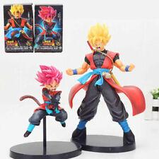 Dragon Ball Super Heroes Super Saiyan Goku Gohan 7th Annversary PVC Figure