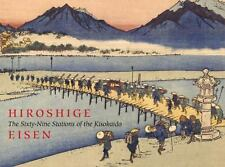 The Sixty-Nine Stations of the Kisokaido (Hardback or Cased Book)