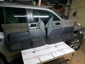 Interior Door Panels Parts For Chevrolet Blazer For Sale Ebay