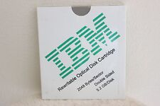 "IBM 59H4786 5.2GB 2048 B/S 5.25"" REWRITABLE MAGNETO OPTICAL DISK 1PK"