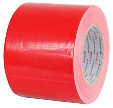 Pro Power - AGT100X50RED - Waterproof Cloth Gaffer Tape Red 100mm