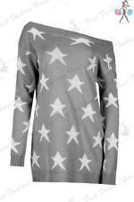 Damen-Pullover & -Strickware mit Sterne S