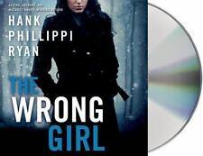 The Wrong Girl (Jane Ryland #2) by Hank Phillippi Ryan (2013, Unabridged) 11 CDs