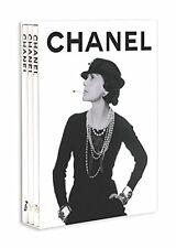 Chanel: Fashion/ Fine Jewellery/ Perfume (Set of 3 Books)