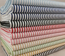 By the Metre Striped Quilting Craft Fabrics