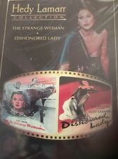 Hedy Lamarr Collection The Strange Woman / Dishonored Lady New Sealed