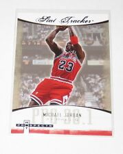 2007/08 Michael Jordan NBA Fleer Hot Prospects Stat Tracker Insert Card #ST-26