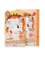 ELIZAVECCA 3-STEP Aqua White Water illuminate Mask Sheet 25ml x 10pcs (1Pack)