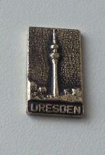 Dresden Funkturm Motiv DDR Abzeichen ohne Nadel