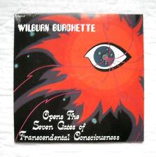 Wilburn Burchette Opens the Seven Gates of Transcendental Consciousness lp,MINT!