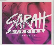 More details for sarah harding   **hand signed**   threads cd  -  girls aloud  -  autographed