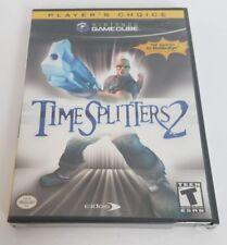 TimeSplitters 2 BRAND NEW SEALED (Nintendo GameCube, 2002)