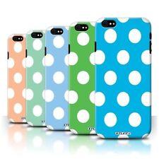 Étuis, housses et coques bleus Apple pour téléphone mobile et assistant personnel (PDA) à motifs