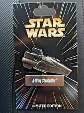 Star Wars Vehicles Pin of the Month - A-Wing Starfighter: LE 6000 Disney