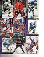 1994-95 Upper Deck Electric ICE HUGE LOT Complete your set $1ea CHEAPEST ON EBAY