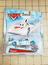 Disney Pixar Cars Ice Racers Shu Todoroki
